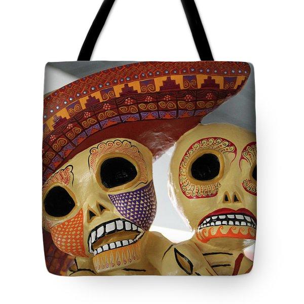 @ Oaxaca, Mexico Tote Bag