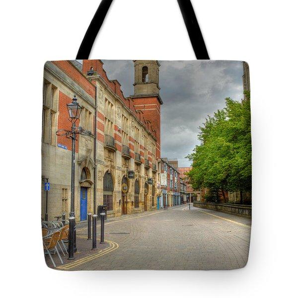 Old Town Hull Tote Bag