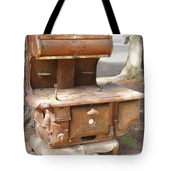 Past Prime Tote Bag