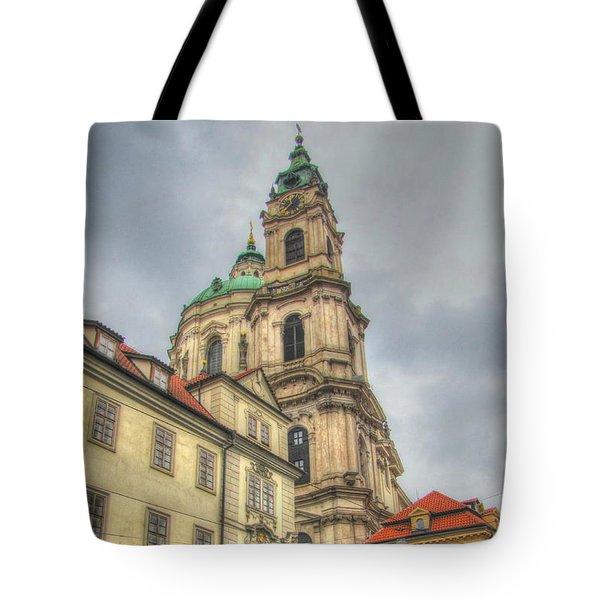 Praha Chehia Tote Bag