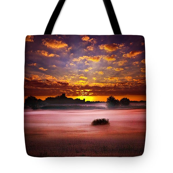 Quiescent  Tote Bag