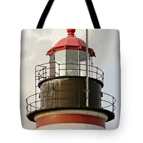 Quoddy Head Light Tote Bag