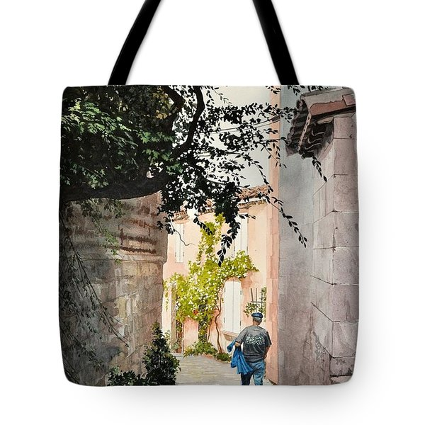 Ralph's Walkabout Tote Bag