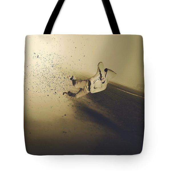 -return- Tote Bag