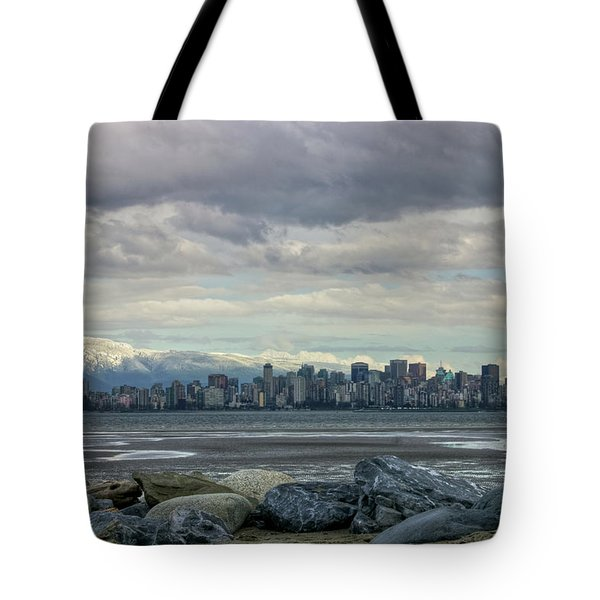 Sea To Sky II Tote Bag