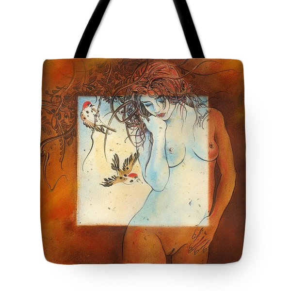 Slightly Censored Tote Bag