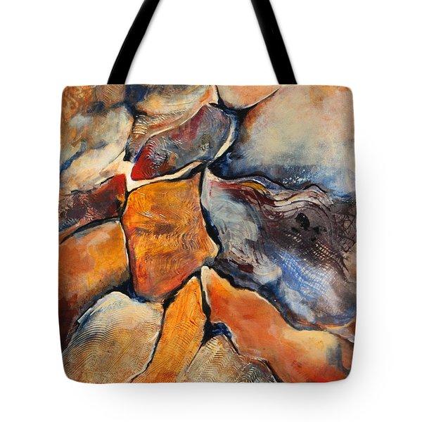 Stepping Stones No. 1 Tote Bag