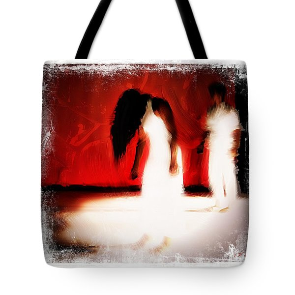 Stop Violence Against Women 4 Tote Bag