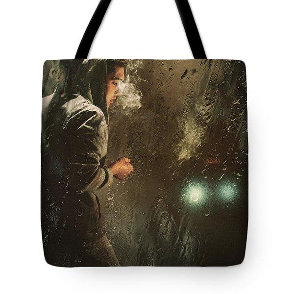-street- Tote Bag