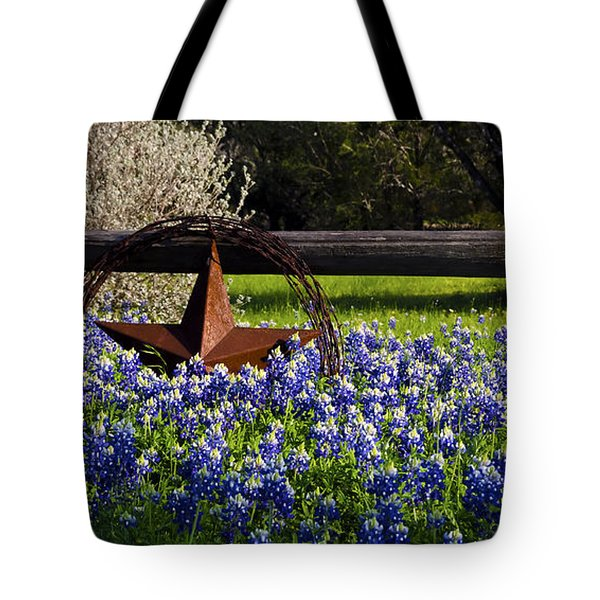 Texas Bluebonnets IIi Tote Bag