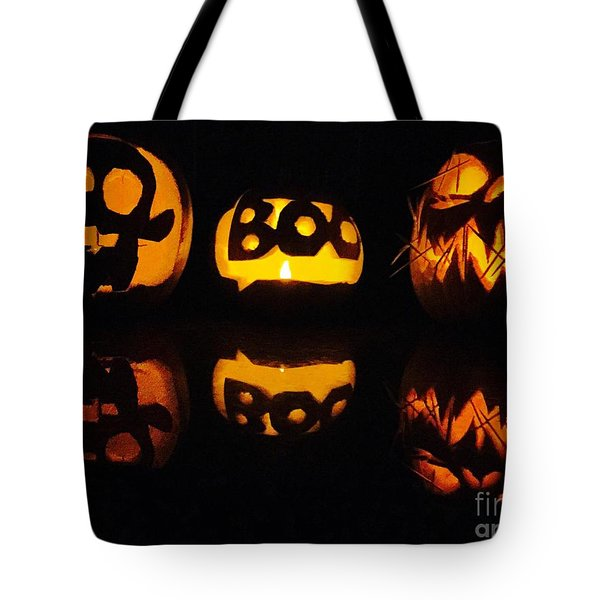 Texas Halloween - No. 2015 Tote Bag
