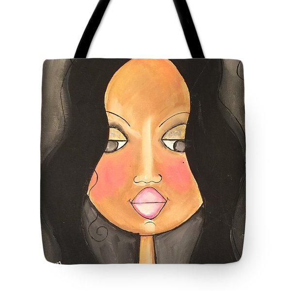 The Princess  Tote Bag