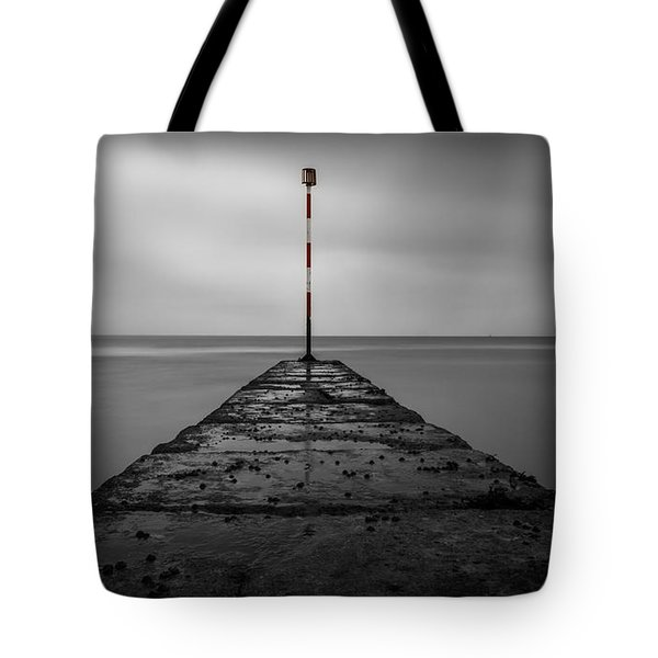 The Red End Tote Bag