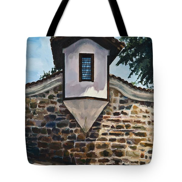 The Small Window Tote Bag