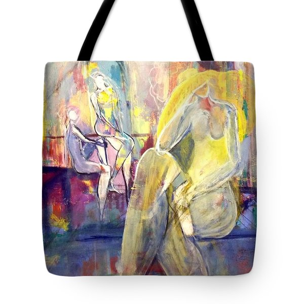 The Spa Tote Bag