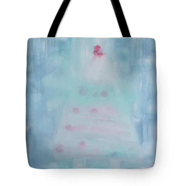 The Triangle's Movement Of Kandinsky Tote Bag by Min Zou
