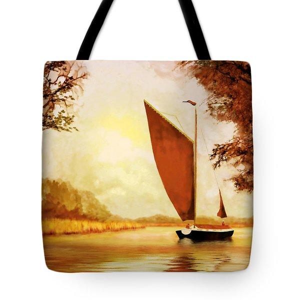 The Wherry Albion Tote Bag