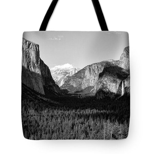 Valley Of Inspiration Tote Bag