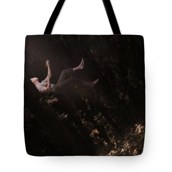 -way To Light- Tote Bag