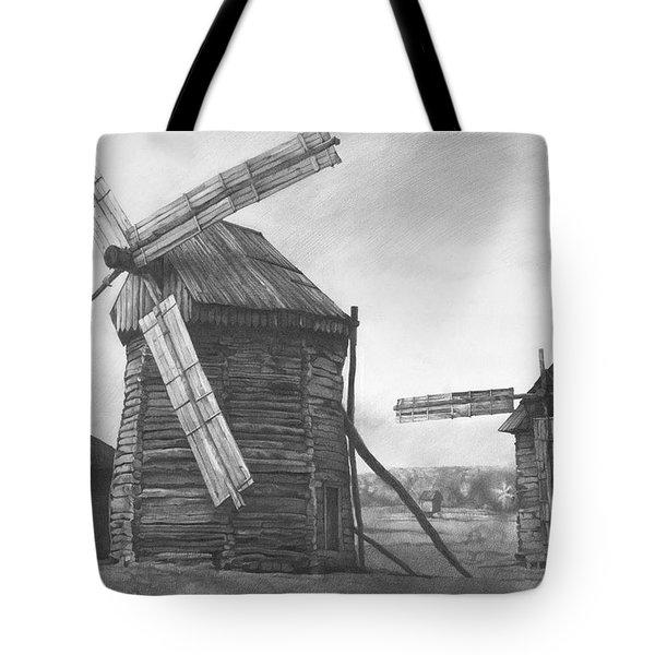 Wind Mills 2009 Tote Bag