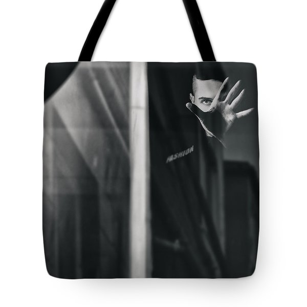 -window To The Soul- Tote Bag
