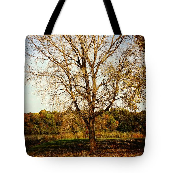 Wisdom Tree Tote Bag by Kyle West