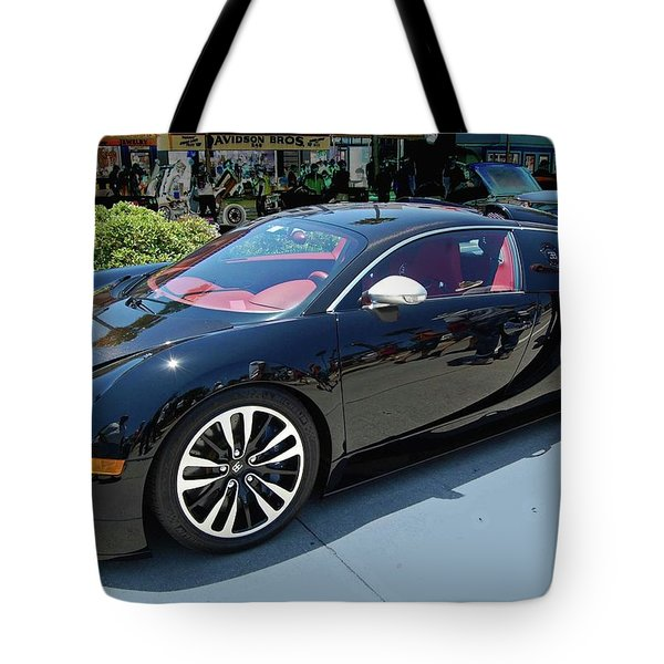 0 To 60 In 2 II Tote Bag
