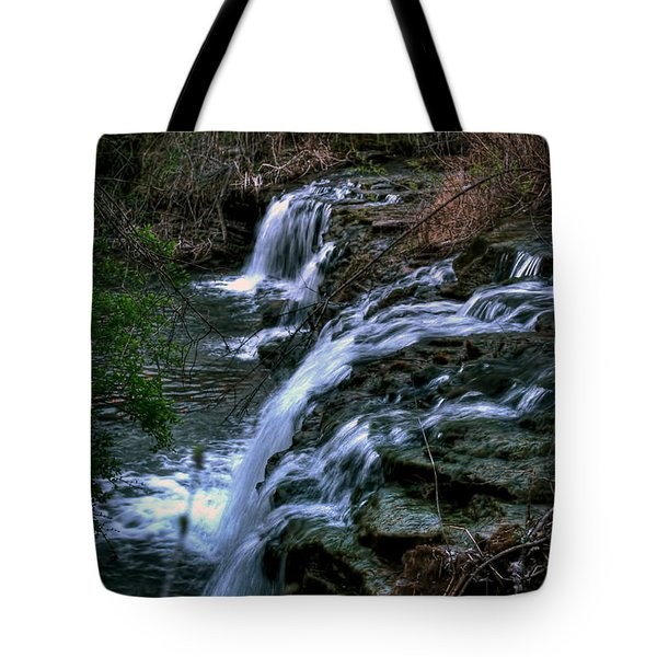 0001 Three Sister Islands Series Tote Bag