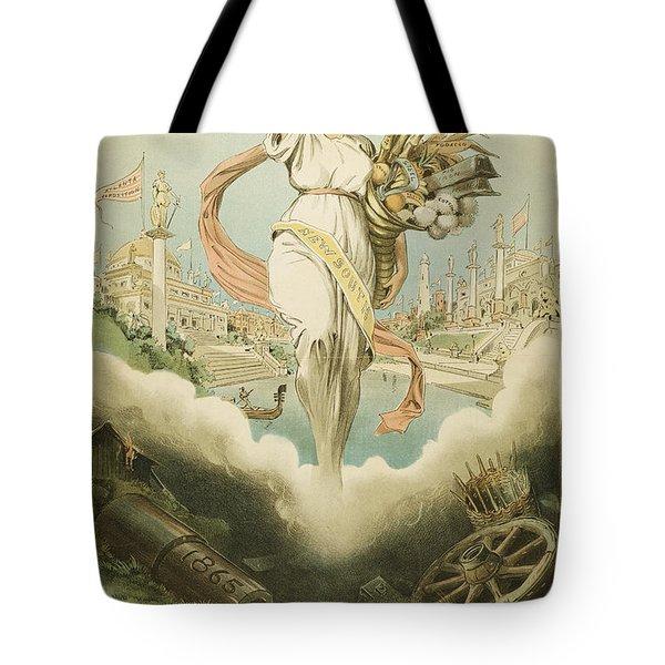 Atlanta Exposition, 1895 Tote Bag by Granger