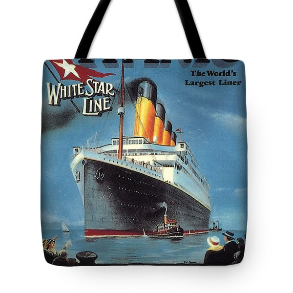 0065186 Tote Bag by Titanic