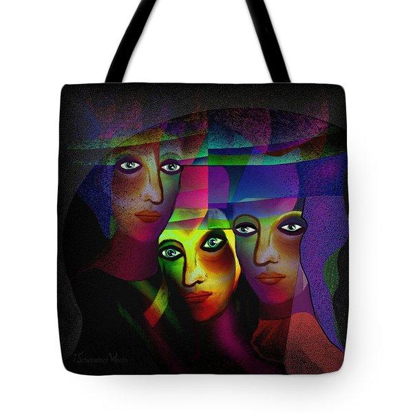 008   Sisters In Pride A Tote Bag