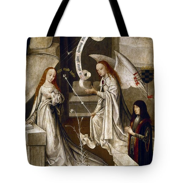 Spain: Annunciation, C1500 Tote Bag by Granger