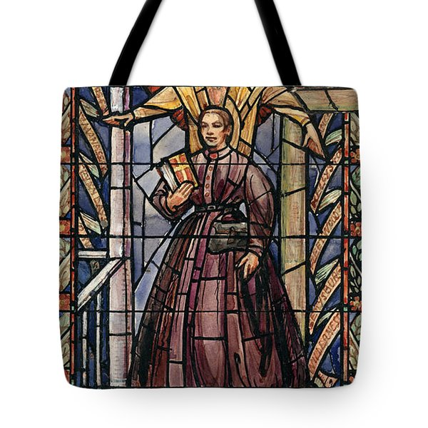 Sally Tompkins (1833-1916) Tote Bag by Granger