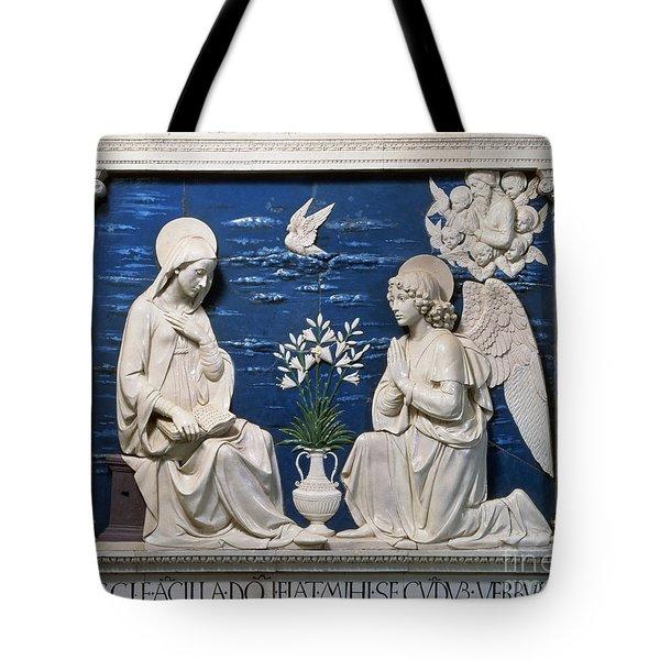 Della Robbia: Annunciation Tote Bag by Granger