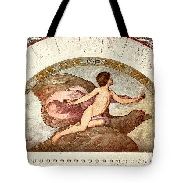 Ganymede, C1901 - To License For Professional Use Visit Granger.com Tote Bag