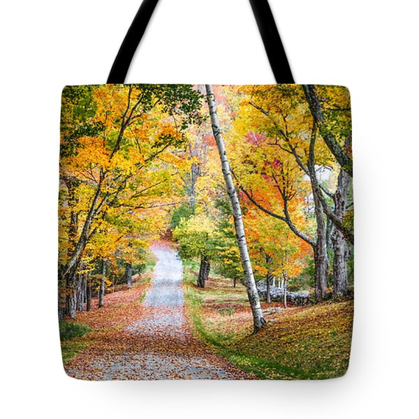 #0119 - New Hampshire Tote Bag