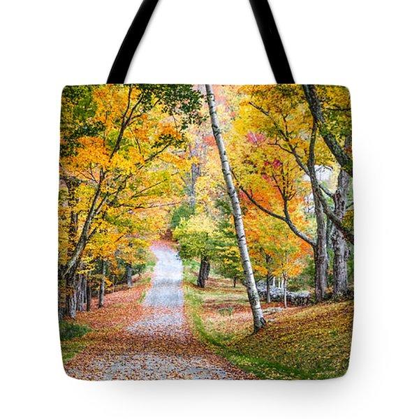 #0119 - New Hampshire Tote Bag