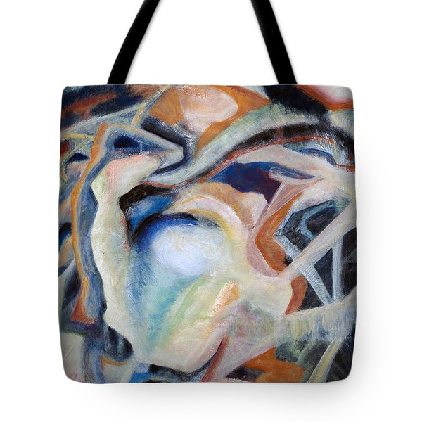 01317 Process Tote Bag by AnneKarin Glass