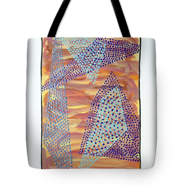 01326 Tote Bag by AnneKarin Glass