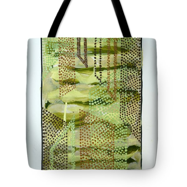 01328 Slide Tote Bag by AnneKarin Glass