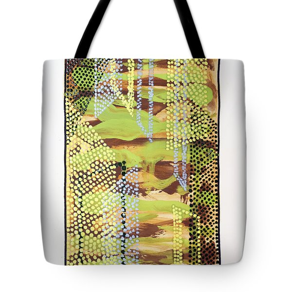 01329 Slip Tote Bag by AnneKarin Glass