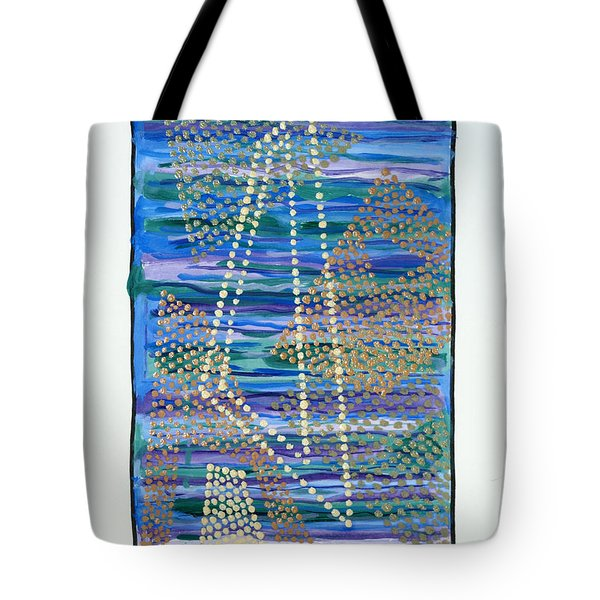 01330 Lean Tote Bag by AnneKarin Glass