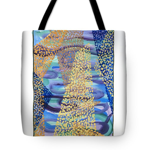 01331 Rise Tote Bag by AnneKarin Glass