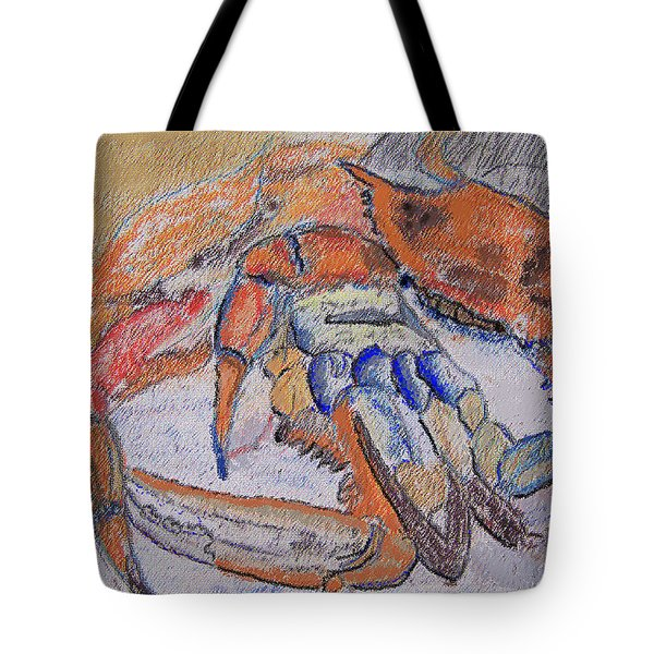02282011 Boiled Crabs Tote Bag