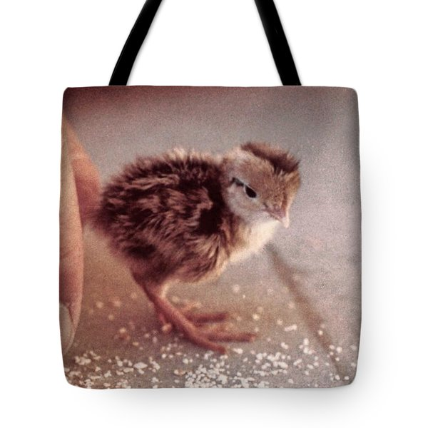 02_contact With Nature Tote Bag