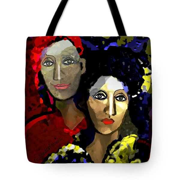 031 - A Certain Littlle Smile 2017 Tote Bag