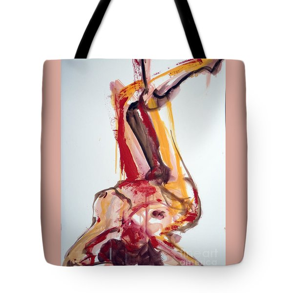 04528 Southern Comfort Tote Bag by AnneKarin Glass