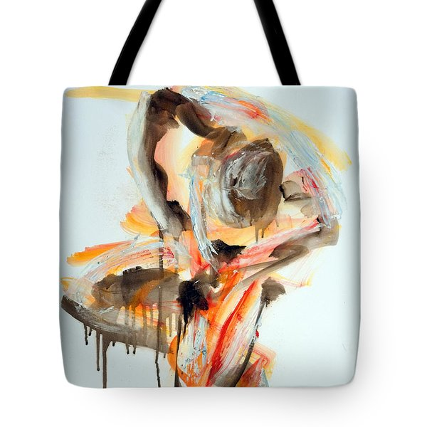 04540 Humble Trustee Tote Bag by AnneKarin Glass