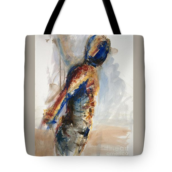 04860 Anticipation Tote Bag by AnneKarin Glass