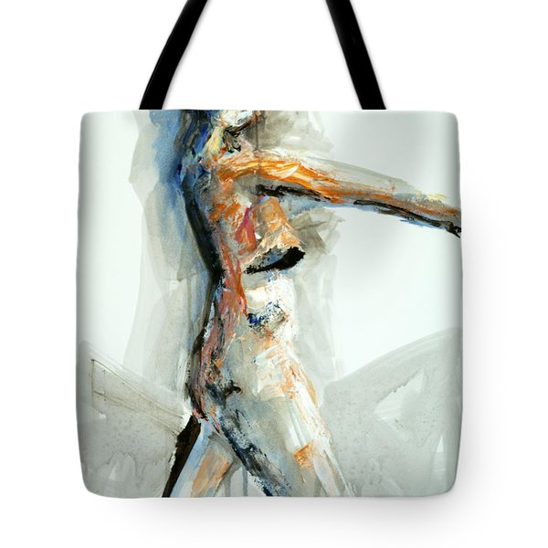 04951 Onward Tote Bag by AnneKarin Glass